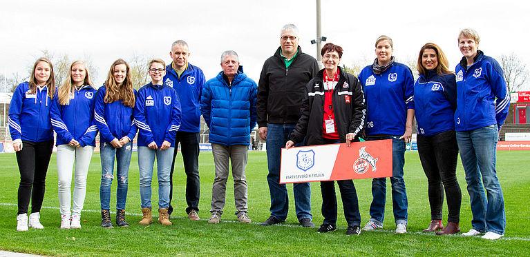 Kooperation 1FC Köln und SV Menden