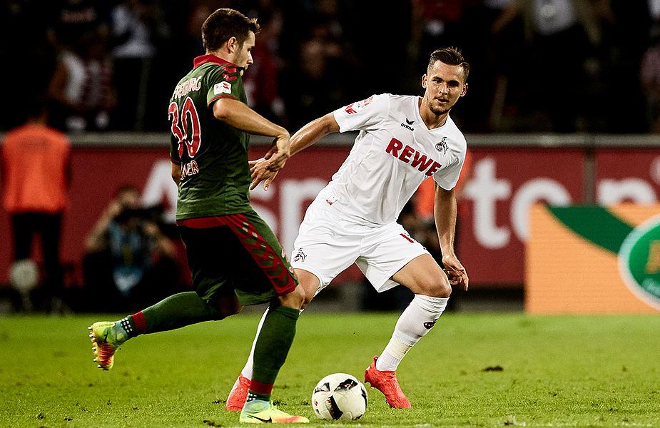 1 FC Köln  Pawel Olkowski